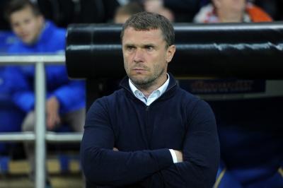 Сергій Ребров прокоментував інформацію про те, що він може стати експертом на каналі «Футбол»