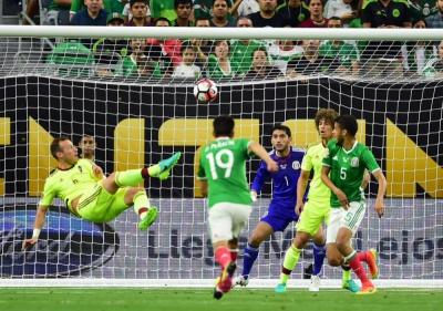 Копа Амеріка-2016. Уругвай перемагає, Мексика грає внічию з Венесуелою