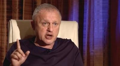 Суркіс розповів, що змінив Михайличенко в «Динамо»