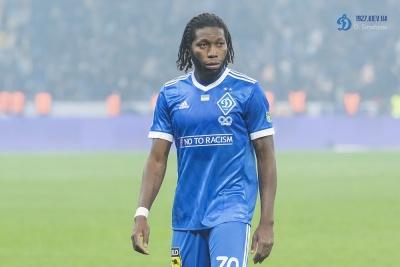 Мбокані дебютував у складі «Антверпена»