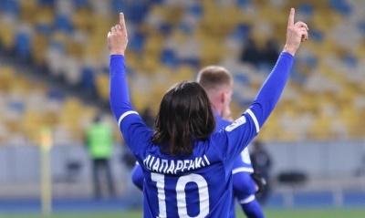 Злет Шапаренка. Найпернатіше «пташеня Хацкевича» стає одним з лідерів Динамо