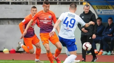 Попов прокоментував свій дебют за «Динамо»