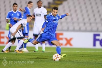 Жуніор Мораєс: «Коли я підійшов бити пенальті, до мене підійшов воротар «Партизана» і...»