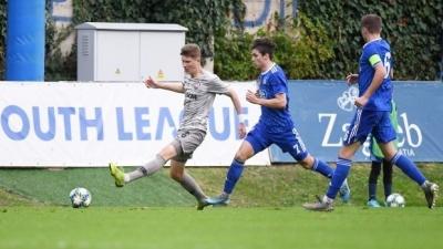 «Шахтар» U-19 поступився «Динамо» Загреб U-19 у Юнацькій лізі УЄФА – шанси на плей-офф серйозно знизились