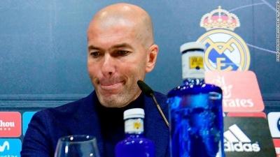 Зідан анонсував кадрові зміни в «Реалі» влітку