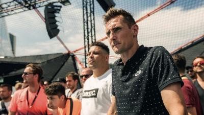 Роналдо і Клозе - у новій рекламі Nike