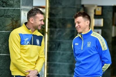 Три форума для троих. Главные герои сборной Украины на крупных турнирах