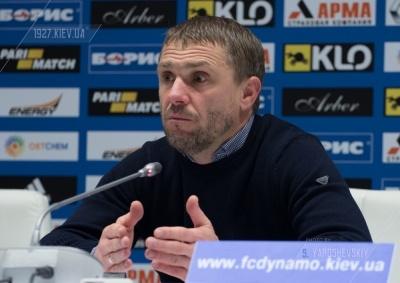 Сергій Ребров: «Завтра стану тренером «Ференцвароша»? Чекайте»