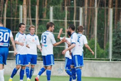 «Динамо-2» впевнено перемагає «Олімпік»