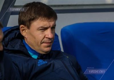 Максим Шацьких: «Постараємось вирішити питання в першій грі, щоб АЕК приїхав просто померзнути»