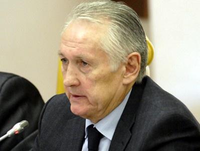 Михайло Фоменко оголошує склад