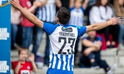 Може, у збірну? Яковенко забиває в п'ятому матчі чемпіонату Данії поспіль