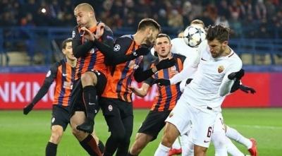 «Шахтар» та «Рома» домовились щодо товариського матчу