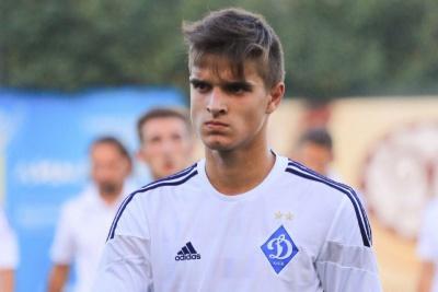 Владислав Алєксєєв продовжив контракт із «Динамо»