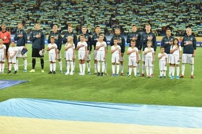 Успехи сборной Украины в Днепре: две победы и ни одного поражения