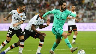 «Реал Мадрид» – «Валенсія». Прогноз і ставка Віктора Вацка