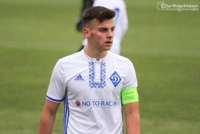 Капітан «Динамо» U-19 підвів підсумки першої половини сезону для його команди