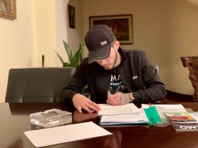 Офіційно! Цитаїшвілі підписав із «Динамо» новий контракт