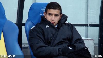 Парагвай без Гонсалеса програв Уругваю