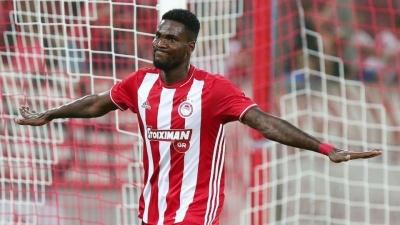 Браун Ідейє: «Я б хотів, щоб і «Динамо», і «Олімпіакос» грали в наступному раунді»