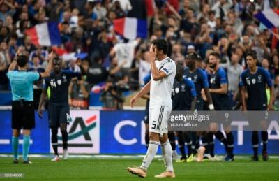 Збірна Німеччини вперше в історії зазнала шість поразок за рік