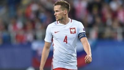Стало відомо, чому Кендзьора не зіграв за збірну Польщі проти Італії