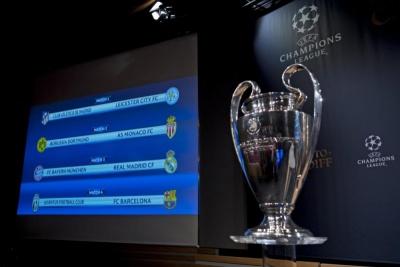 Трансферна вартість команд-учасниць чвертьфіналу Ліги чемпіонів