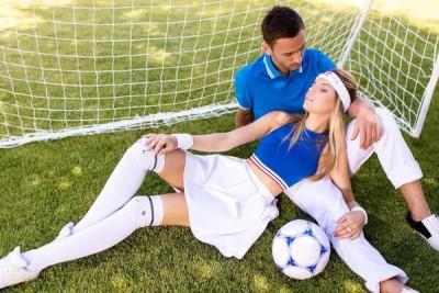Жена экс-игрока «Динамо» приняла участие в откровенной фотосессии