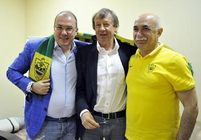 Офіційно: Юрій Сьомін очолив «Анжі»