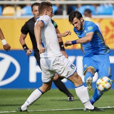 Итальянские болельщики: «Финал Украина – Южная Корея – это позор для чемпионата мира»