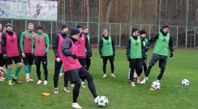 Кобахідзе та Чеснаков готуються до матчу з «Динамо»