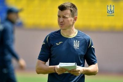 Ротань викликав 11 динамівців до збірної України U-21 на стартові матчі кваліфікації ЄВРО-2021