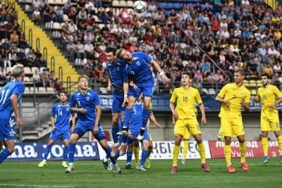 Україна U-21 сенсаційною поразкою Фінляндії стартувала у відборі до Євро-2021