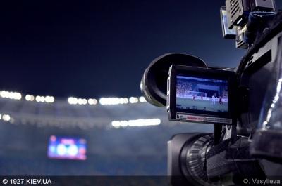 «Олімпік» – «Динамо»: про трансляцію матчу