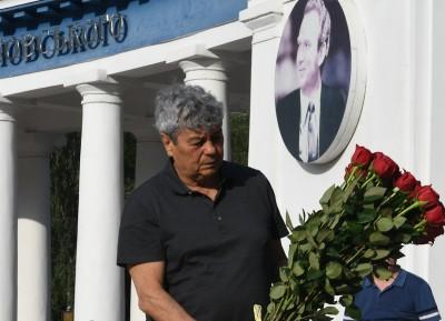 Стало известно, где Мирча Луческу будет жить в Киеве
