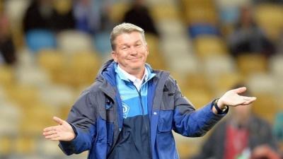 Олег Блохін: «Ребров і Воронін – не нападники»
