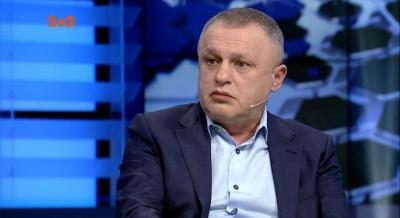 Ігор Суркіс: «Не приховую, що у «Динамо» немає таких фінансових можливостей, як у «Шахтаря»