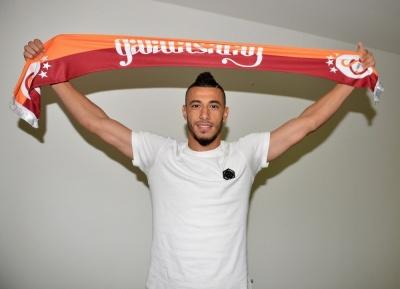 Офіційно: «Динамо» продало Юнеса Беланда в «Галатасарай»