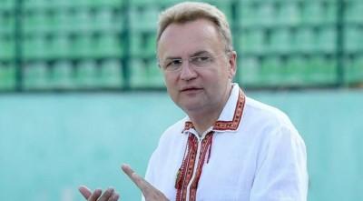 Садовий: «Міська рада Львова не збирається бути власником «Карпат»