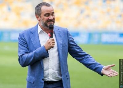 Костянтин Андріюк: «Павелко, друг президента УЄФА, не зміг заступитися за «Ворсклу», об яку витерли ноги?»
