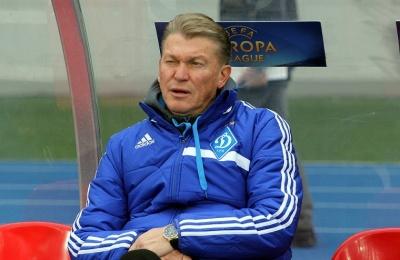 Олег Блохін: «Гармаш потрібен «Динамо», просто йому треба гарненько вправити голову»