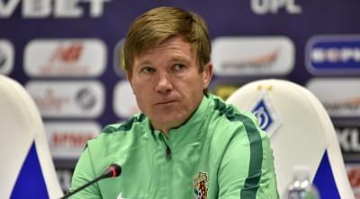Післяматчева прес-конференція тренера «Ворскли» Максимова