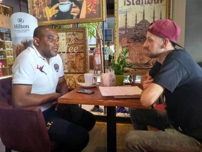 «Тиждень тому розмовляв із батьком Неймара». Хто такий Жилмар – інтерв'ю першого темношкірого тренера в історії УПЛ