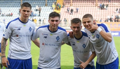 Перестройка по-киевски: Шапаренко, Миколенко и другая молодежь Хацкевича