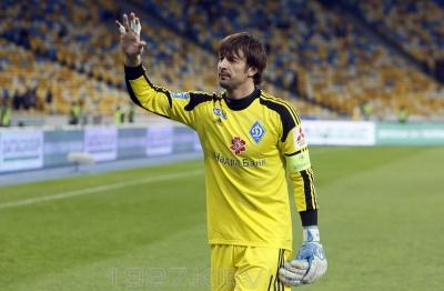 Олександр Шовковський продовжив контракт з «Динамо»