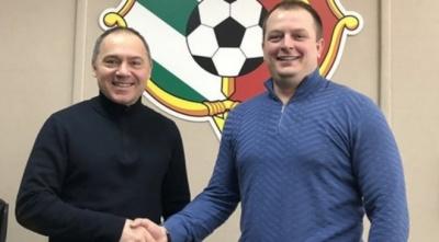 «Ворскла» оголосила про призначення Косовського на тренерський місток команди