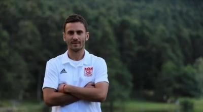 Рибалка – про початок кар'єри в «Динамо»: «Хотів грати саме за киян і ні про що не жалкую»