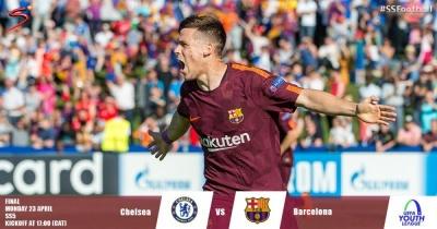 «Барселона» U-19 — переможець Юнацької ліги УЄФА