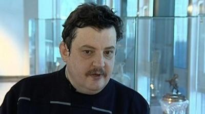 Андрій Шахов: «Завісити логотип КАС шарфиком «Маріуполя» - це, напевно, Журавльов від великого розуму зробив. Він би ще стікерами будівлю КАС обклеїв»