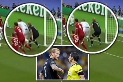 УЄФА не каратиме Рамоса за атаку Каріуса у фіналі ЛЧ
